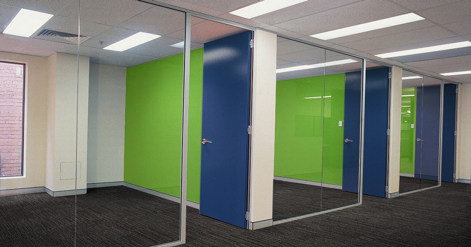 Office Walls Partitions - Interior Design